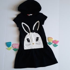 H&M Bunny Dress 6-8 yrs